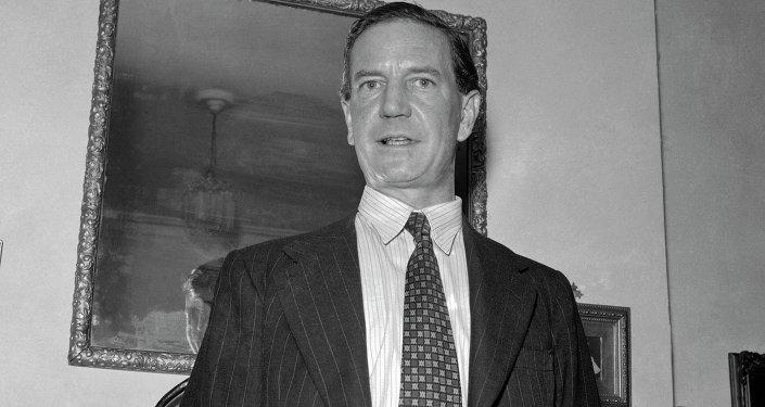Kim Philby, agente de la inteligencia de la URSS