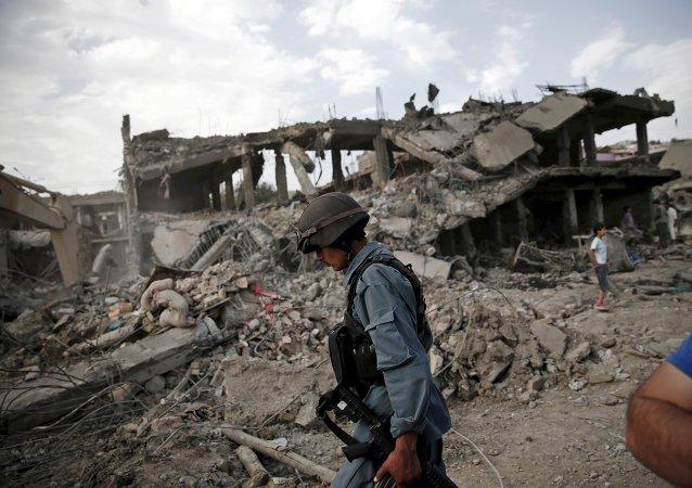 Situación en Kabul