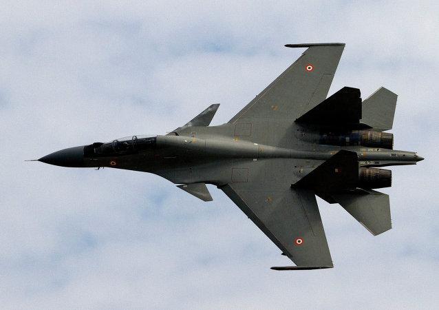 Sukhoi Su-30MKI indio (archivo)