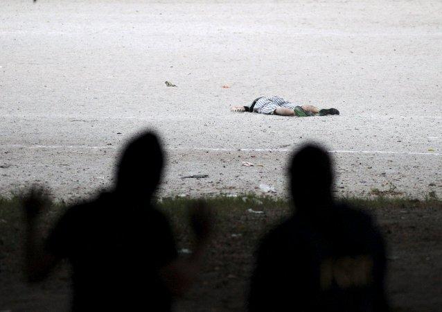 Según la información oficial, 2.865 personas fueron asesinadas en el país el primer semestre del año