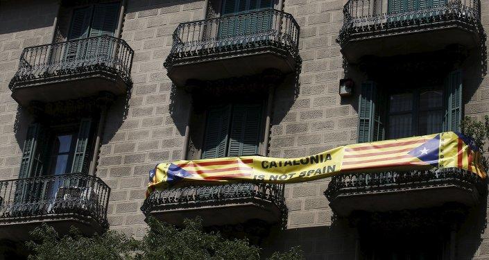 Los independentistas catalanes obtendrían la mayoría absoluta parlamentaria, según estudio