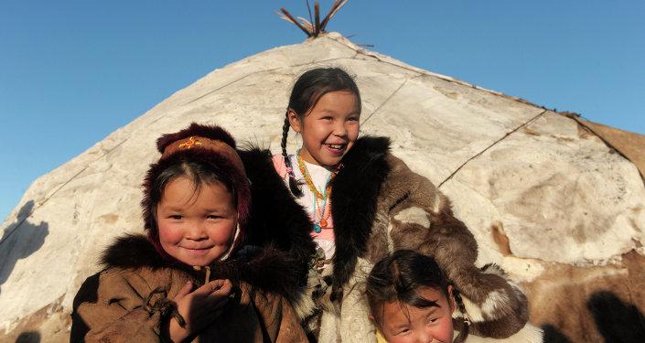 Las caras indígenas de Rusia