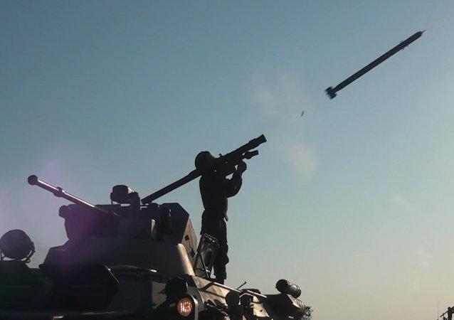 Rusia acoge la competición Ases del Combate Aéreo