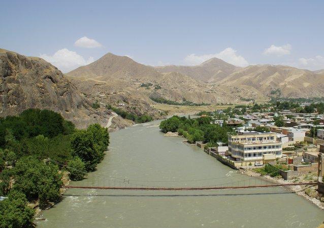 La ciudad afgana de Fayzabad, donde se produjo el terremoto (archivo)