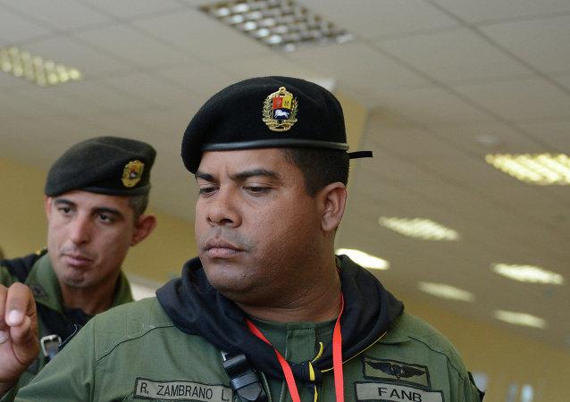 Militares venezolanos en Juegos Militares de Rusia