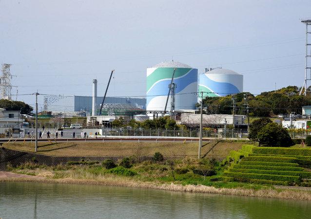 Planta de Sendai, gestionada por la compañía Kyushu Electric Power