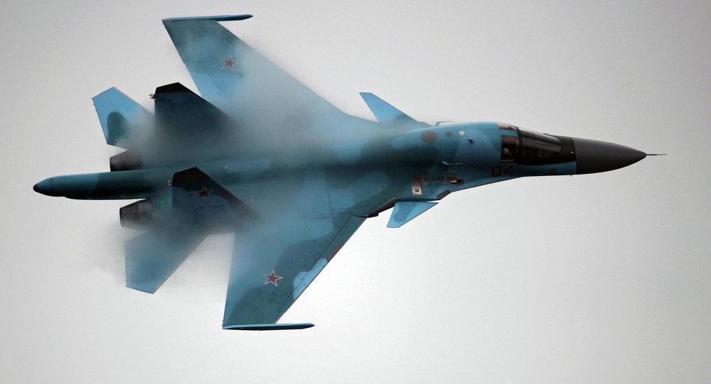 Bombardero Su-34
