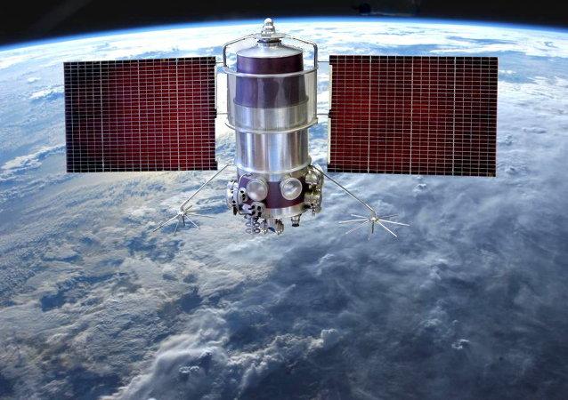 Satélite Meteor-2 (archivo)