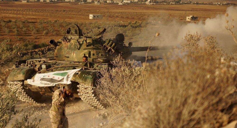 Guerra en Siria (archivo)