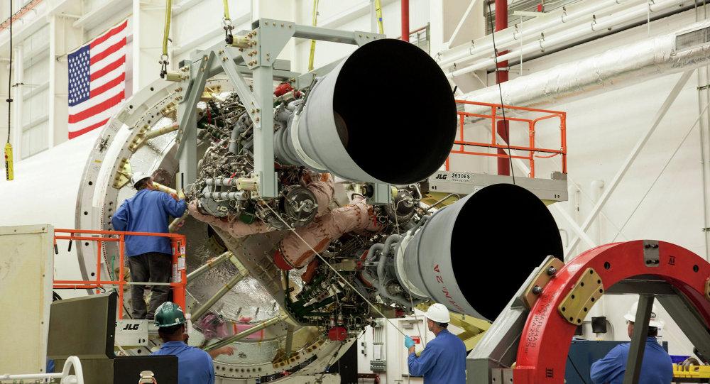 Motor ruso RD-181