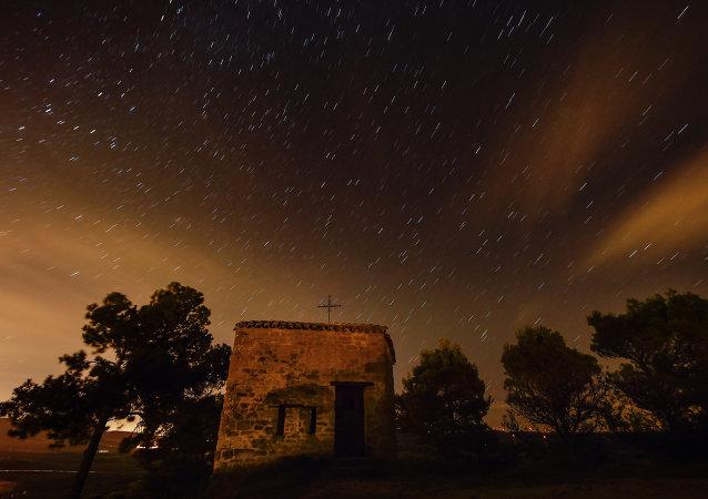 Las perseidas, una espectacular lluvia de meteoros