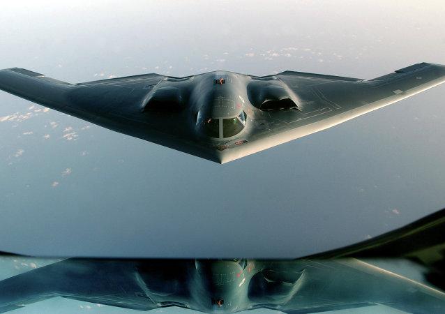 Bombardero estadounidense B-2 Spirit
