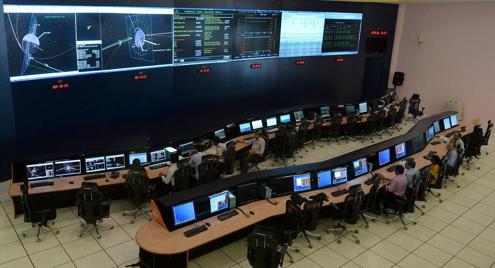 Agencia India de Investigación Espacial