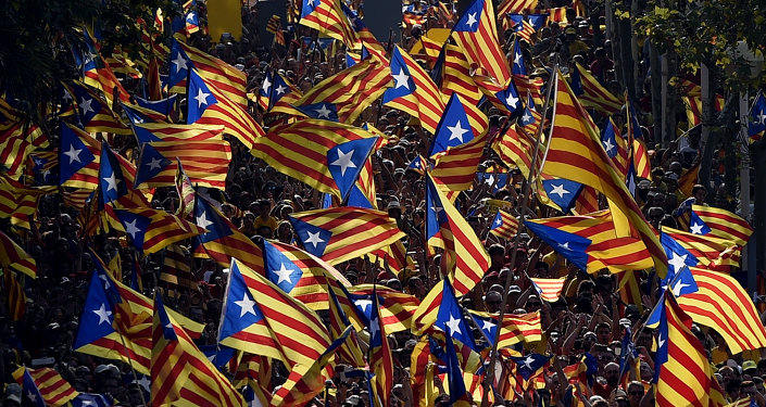 'Estelada', bandera de Cataluña