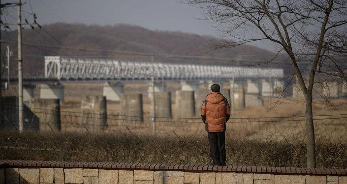 Zona desmilitarizada de Corea