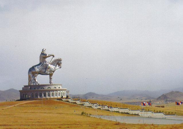Ulán Bator, la capital de Mongolia