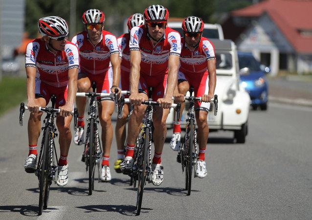 Equipo ciclista  ruso Katiusha