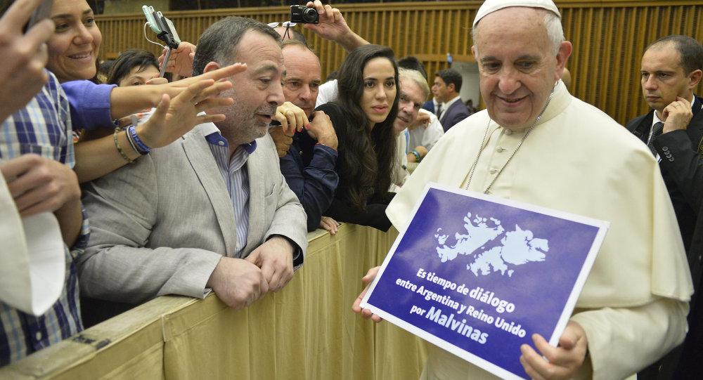 Papa Francisco en Vaticano, el 19 de agosto, 2015