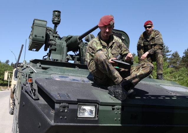 Militares de la República Checa