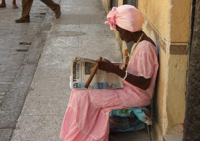 La mujer cubana