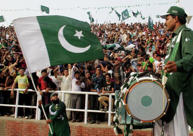 Celebración de independencia de Pakistán