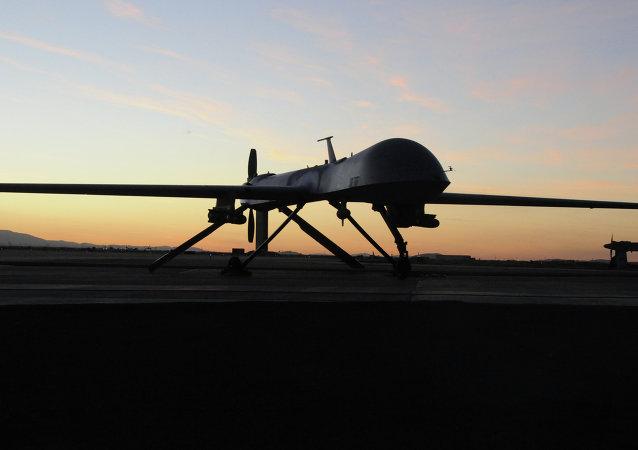Un dron Predator