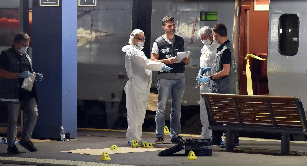 Tres heridos de bala en un tren de Ámsterdam a París