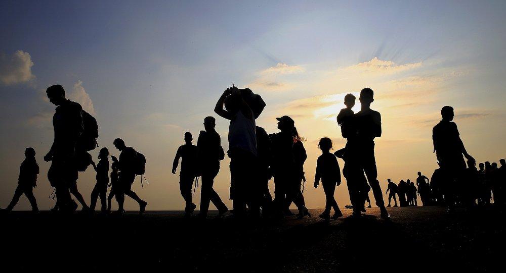 Brasil continuará facilitando la entrada de refugiados sirios por tiempo indefinido