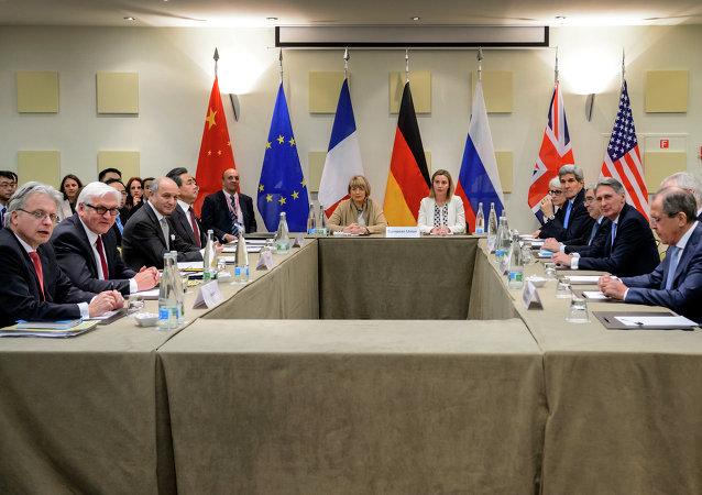 Reunión del Grupo 5+1