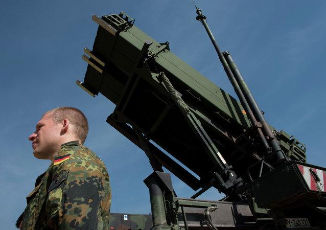 Inspectores militares rusos visitarán unidades en Alemania