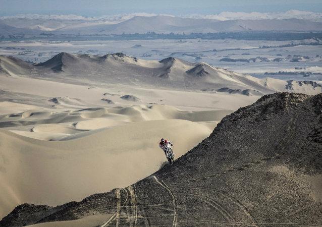 Desafío Inca 2014, etapa 2