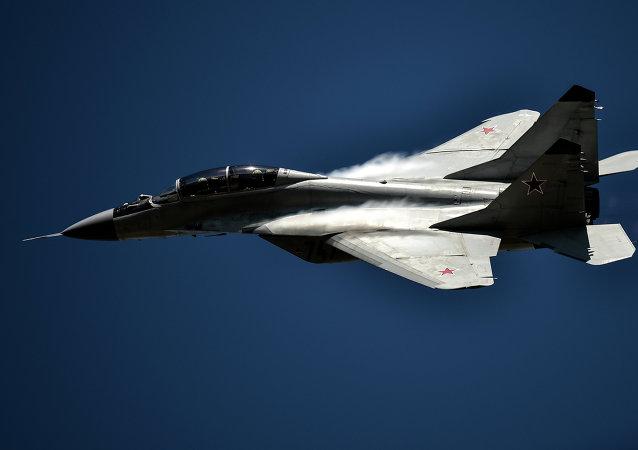 MiG-29 ruso (archivo)