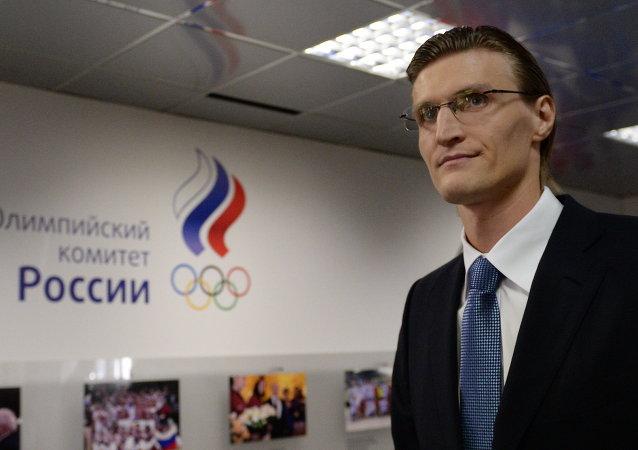 Andrei Kirilenko, nuevo presidente de la Federación rusa de Baloncesto
