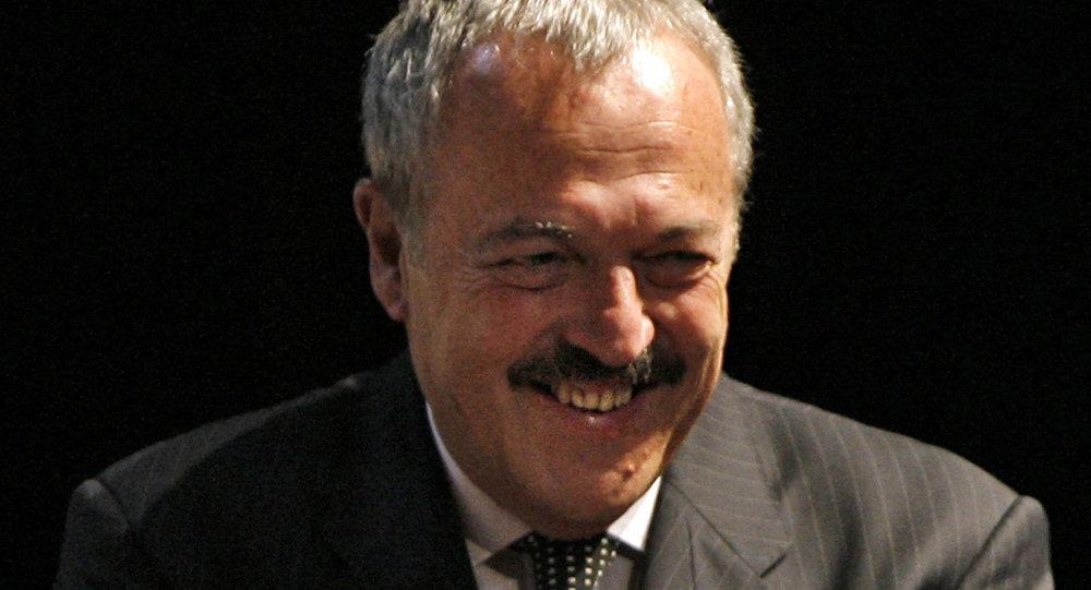 Daniel Rabinóvich, miembro de grupo humorístico argentino Les Luthieres