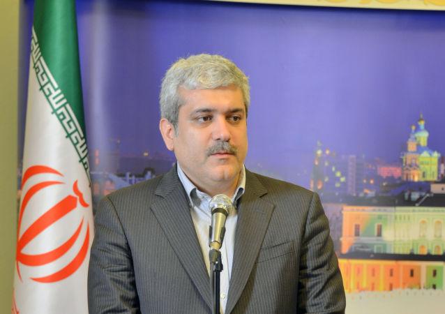 Sorena Sattari, vicepresidente de Irán