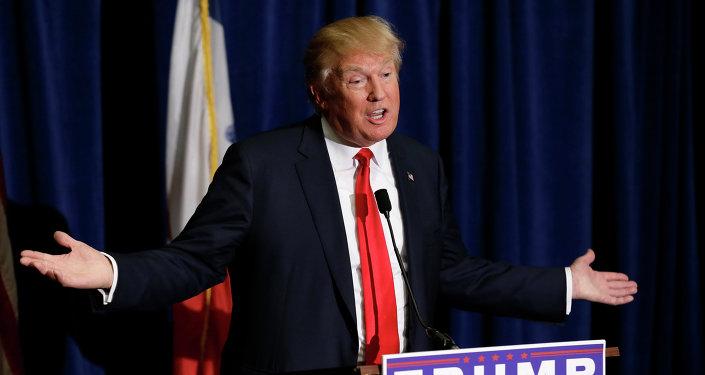 Donald Trump, precandidato republicano