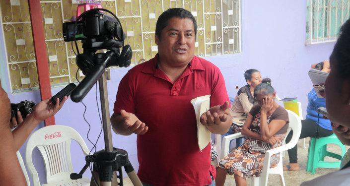 Miguel Ángel Jiménez Blanco, líder popular que buscaba desaparecidos en Guerrero