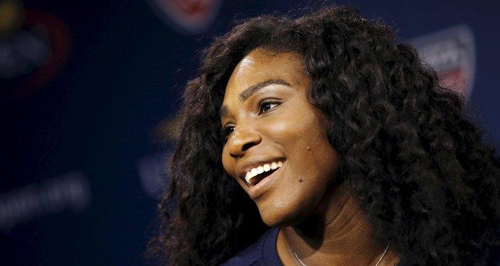 Serena Williams, la tenista estadounidense