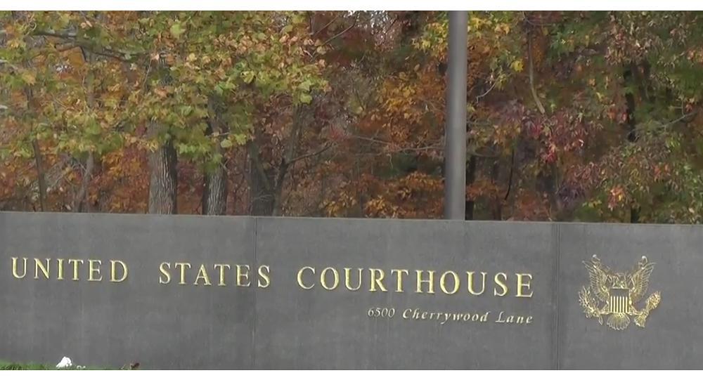 Palacio de Justicia de EEUU