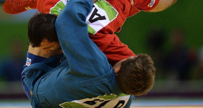 Nicaragua quiere que el Sambo se convierta en un deporte olímpico