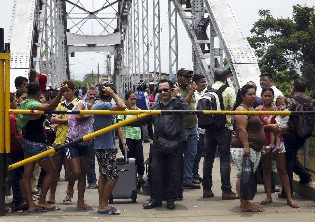 Embajador de Colombia reclama a la OEA alternativas para resolver conflicto con Venezuela