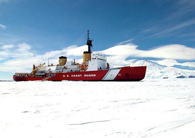 Rompehielo estadounidense Polar Star
