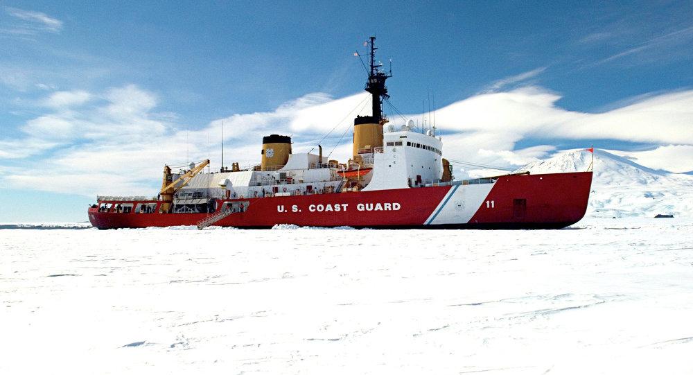 Rompehielo estadounidense Polar Sea