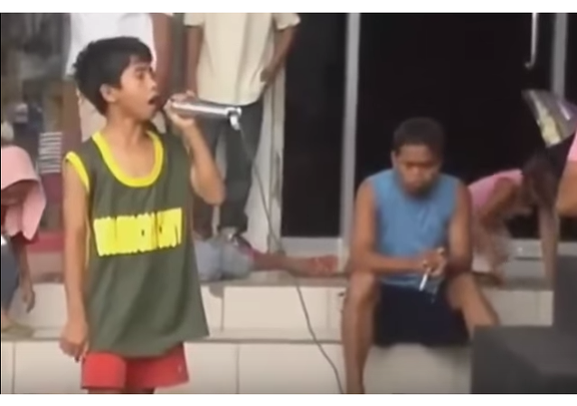 Un niño filipino sorprende con perfecta interpretación de I Will Always Love You