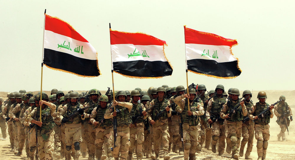Ejército iraquí