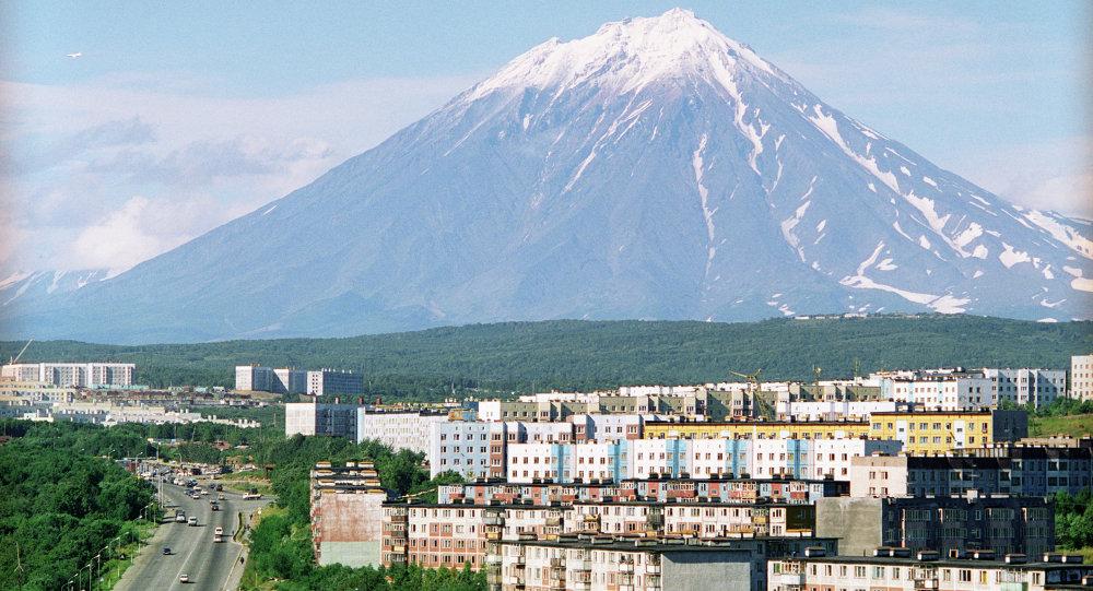 Petropávlovsk-Kamchatski