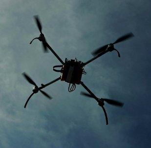 Un dron (imagen referencial)