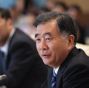 Wang Yang, vice primer ministro de China