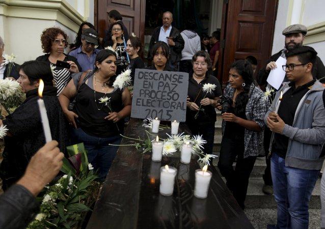 Candidatos corruptos disparan abstencionismo y voto nulo en Guatemala