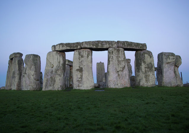 Stonehenge (archivo)